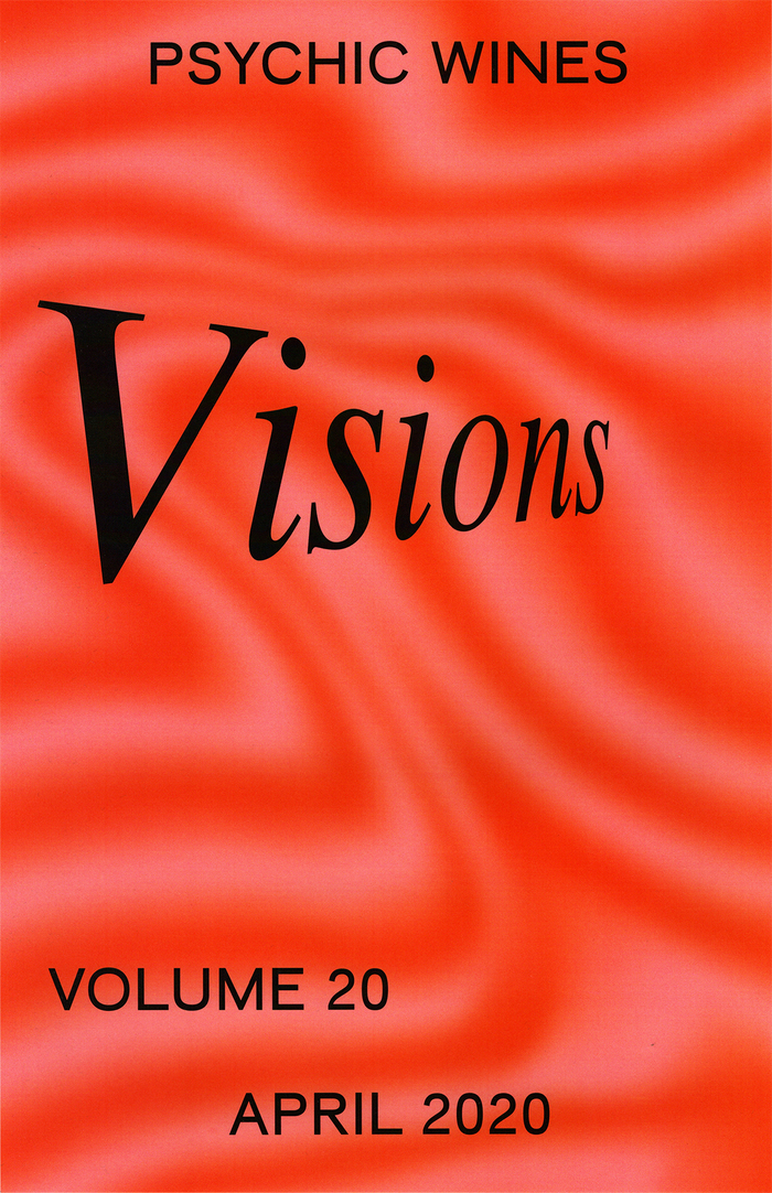 Visions by Psychic Wines, Volume 20 6