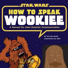 <cite>Star Wars How to Speak…</cite> books