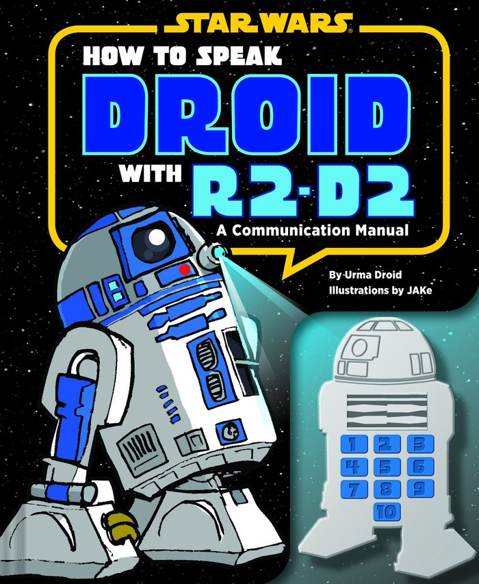 Star Wars How to Speak… books 4