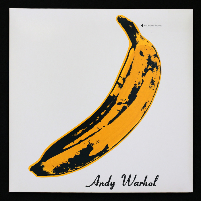 The Velvet Underground & Nico album art 2