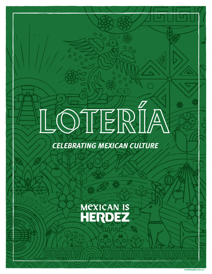 """""""Mexican Is Herdez"""" campaign 14"""