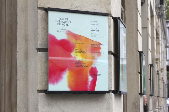 Théâtre des Bouffes du Nord, 2015–16 7