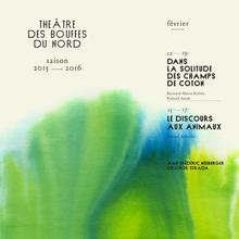 Théâtre des Bouffes du Nord, 2015–16