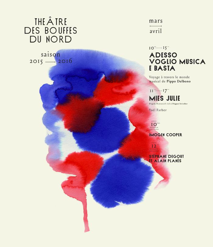 Théâtre des Bouffes du Nord, 2015–16 15