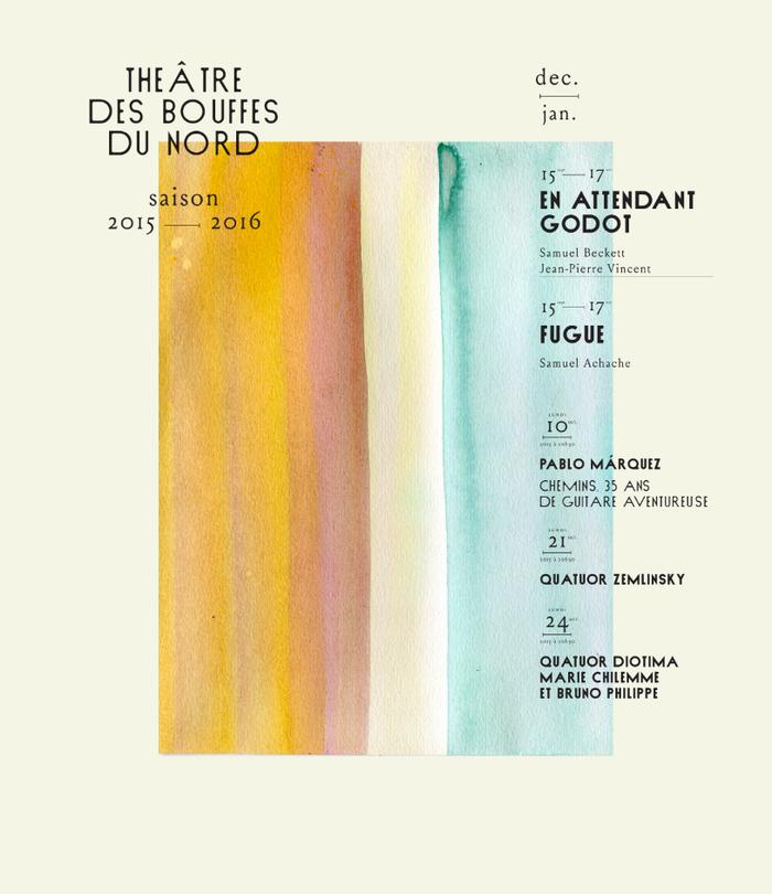 Théâtre des Bouffes du Nord, 2015–16 11