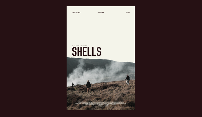 Shells (2019) movie poster and end credits 1
