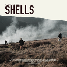 <cite>Shells</cite> (2019) movie poster and end credits