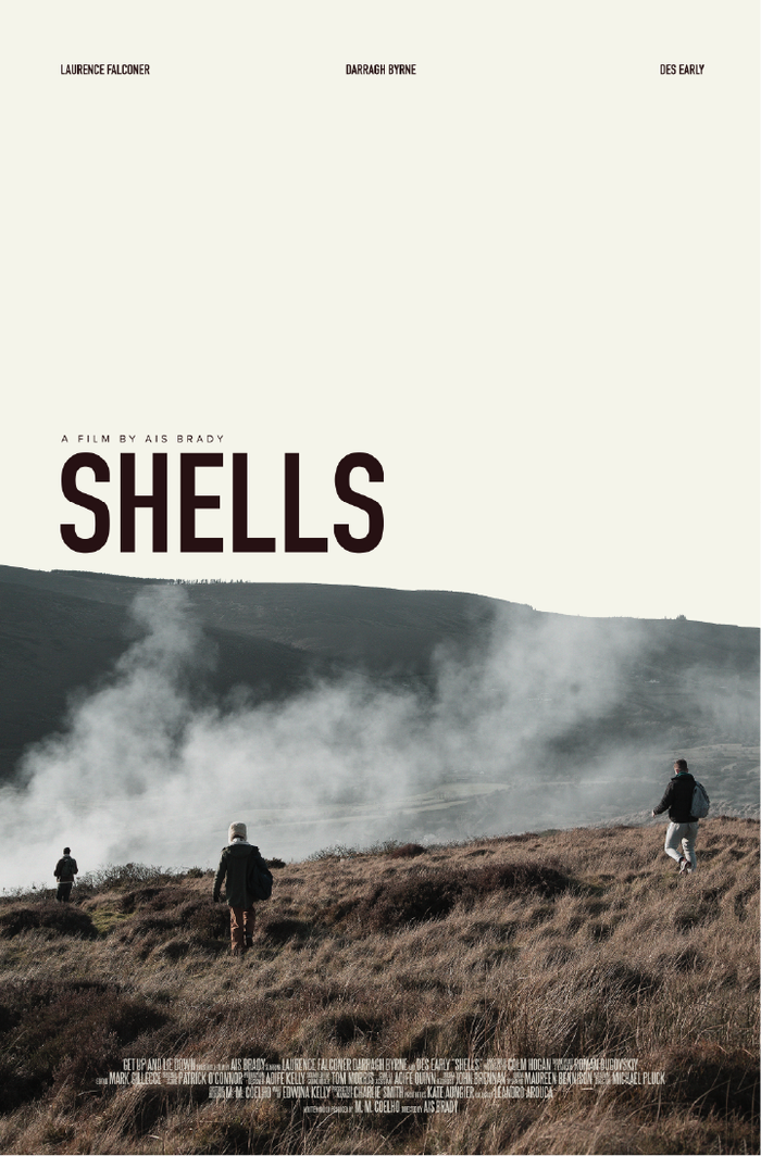 Shells (2019) movie poster and end credits 2