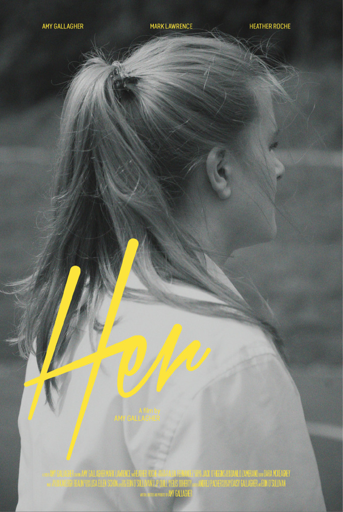 Her (2019) movie poster