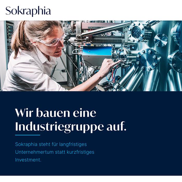 Sokraphia GmbH 1