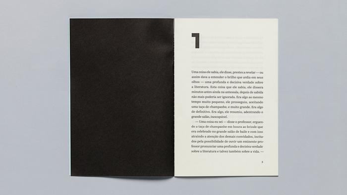 Textos para nada, Ornitorrinco Press 7