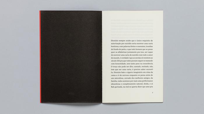 Textos para nada, Ornitorrinco Press 13