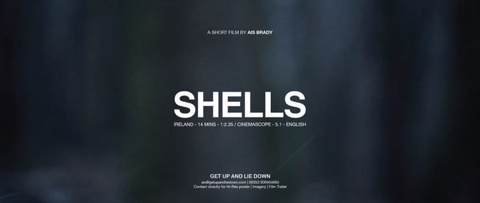 Shells (2019) soundtrack and press kit 3