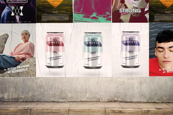 La Canette beer cans 6