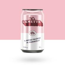 La Canette beer cans