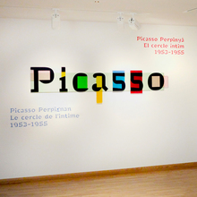 <cite>Picasso Perpignan, le cercle de l'intime, 1953–1955</cite>