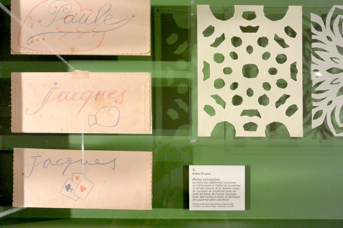 Picasso Perpignan, le cercle de l'intime, 1953–1955 3