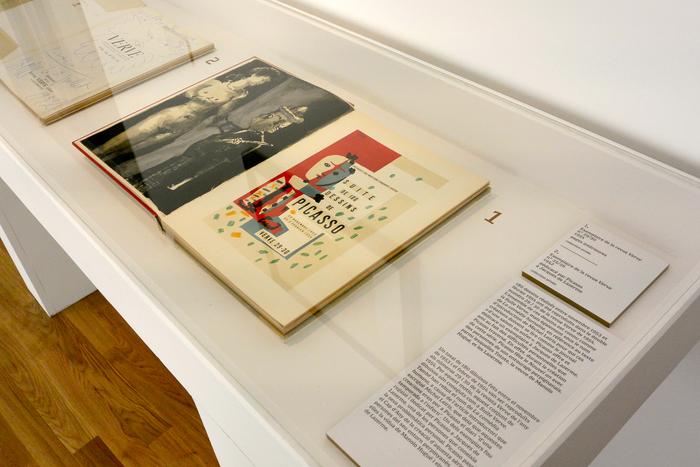 Picasso Perpignan, le cercle de l'intime, 1953–1955 4