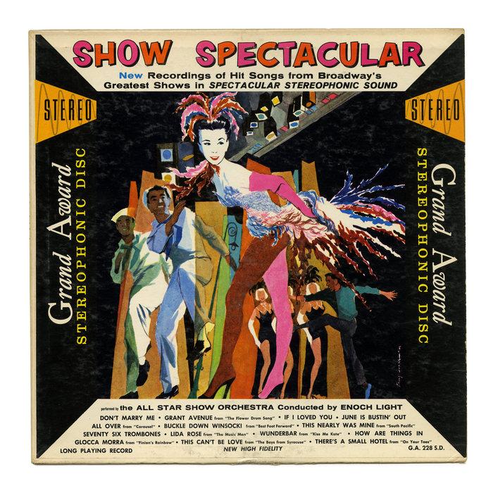 Show Spectacular album art 1