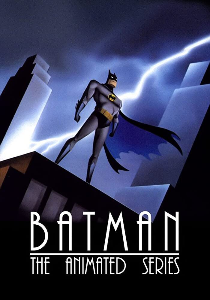 Batman: The Animated Series (1992–1993) and The Adventures of Batman & Robin (1994–1995) 3