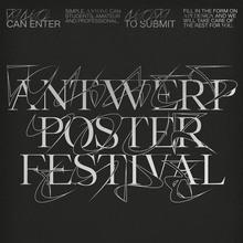 Antwerp Poster Festival 2020