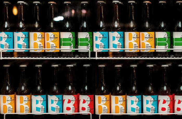 Backbone Beer 6