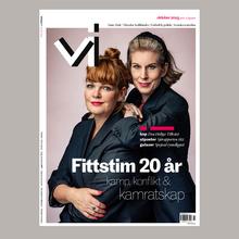 <cite>Vi</cite> magazine, Oct 2019