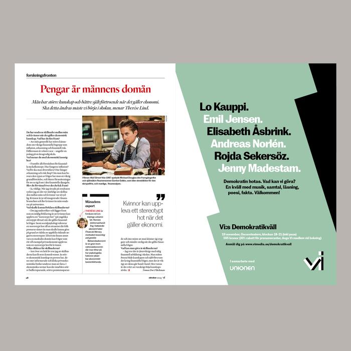 Vi magazine, Oct 2019 2