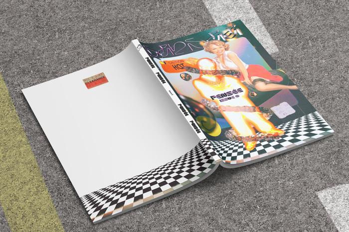 Pensée magazine 1