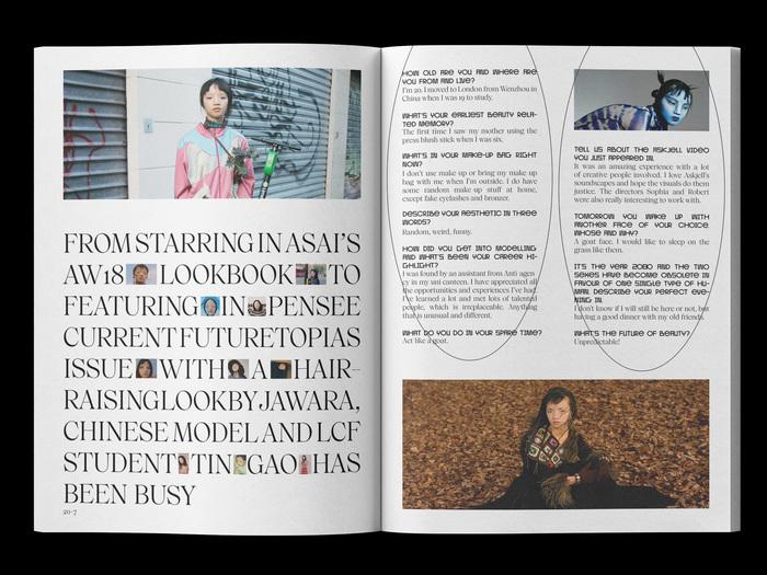 Pensée magazine 5