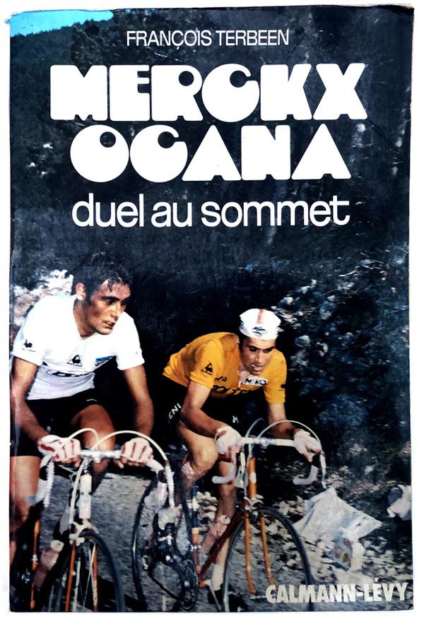 Merckx Ocana – Duel au Sommet book cover 1