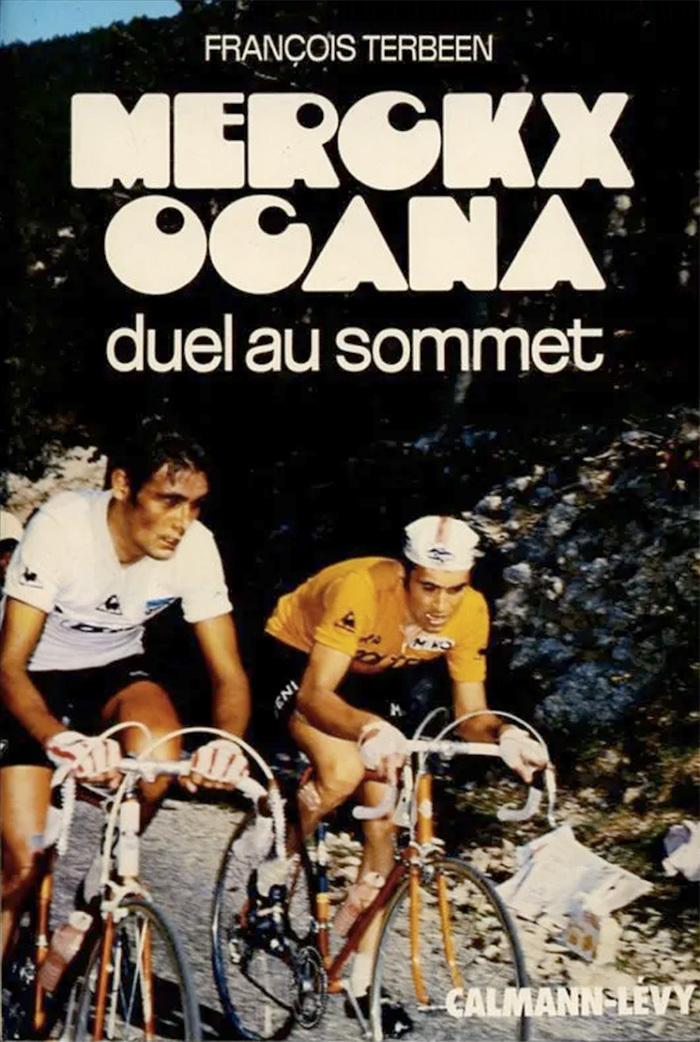 Merckx Ocana – Duel au Sommet book cover 2