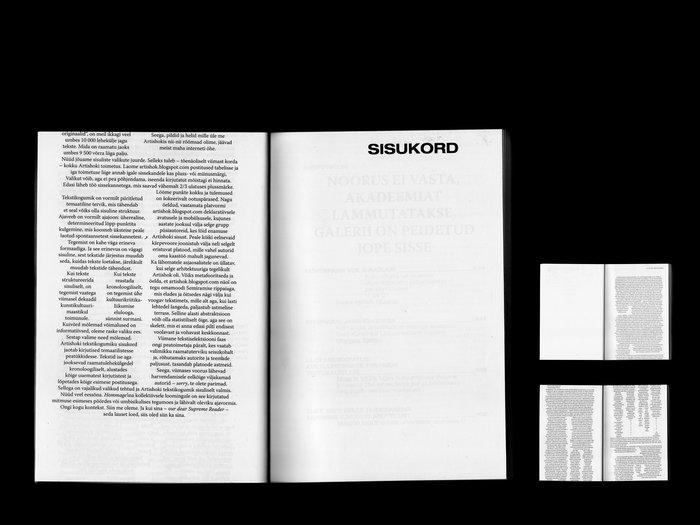 Kunst on moos elu saiakäärul: Artishok articles collection 2006–2018 3