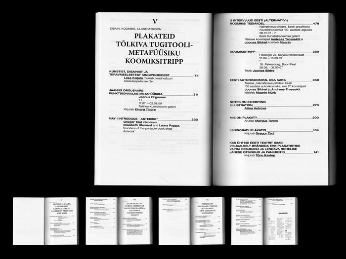 Kunst on moos elu saiakäärul: Artishok articles collection 2006–2018 4