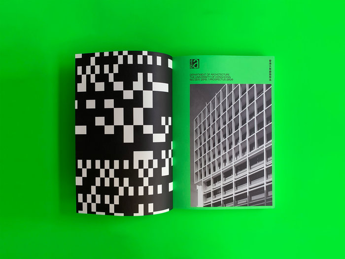 Review 2019 / Prospectus 2020, HKU Architecture 7