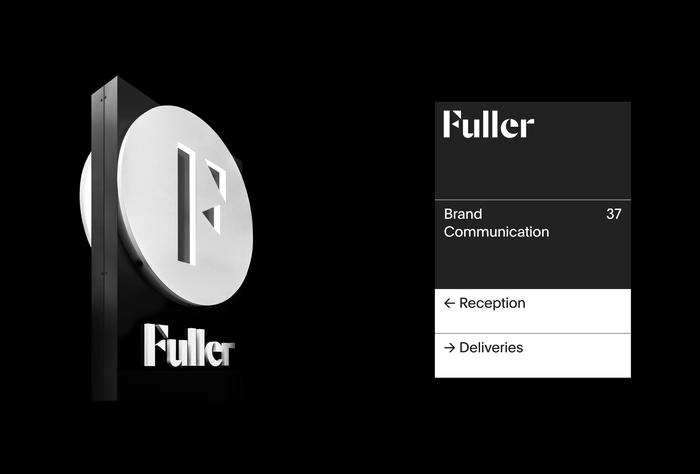 Fuller visual identity 2