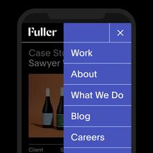 Fuller visual identity