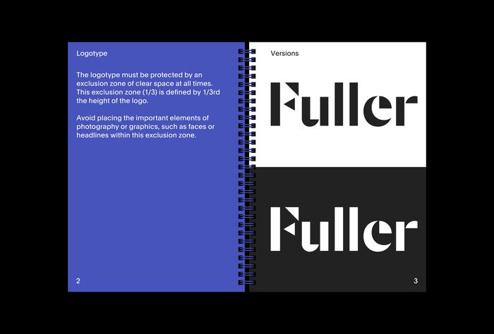 Fuller visual identity 3