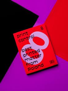 <cite>Print Control</cite> No. 8