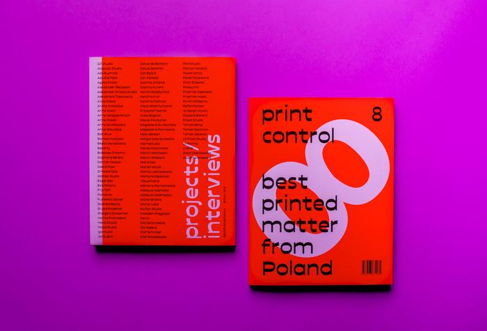 Print Control No. 8 3