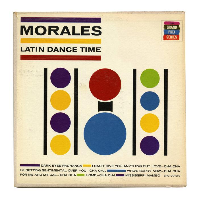 Noro Morales – Latin Dance Time album art