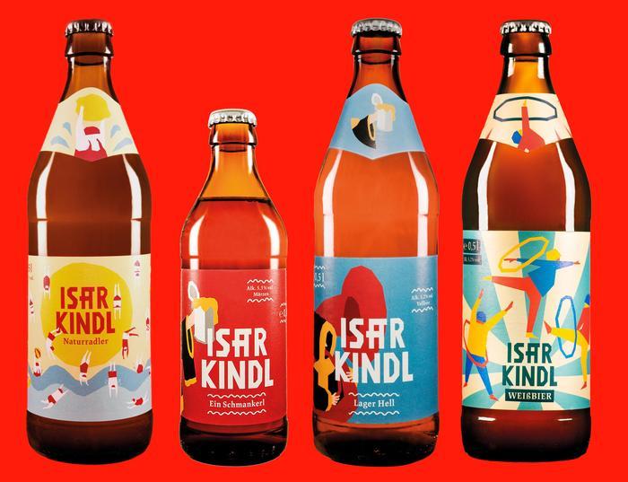 Isarkindl Bier 1