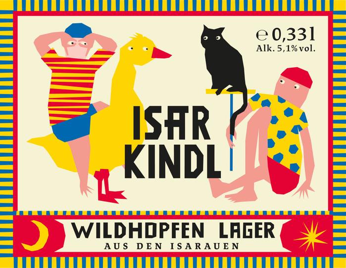 Isarkindl Bier 4