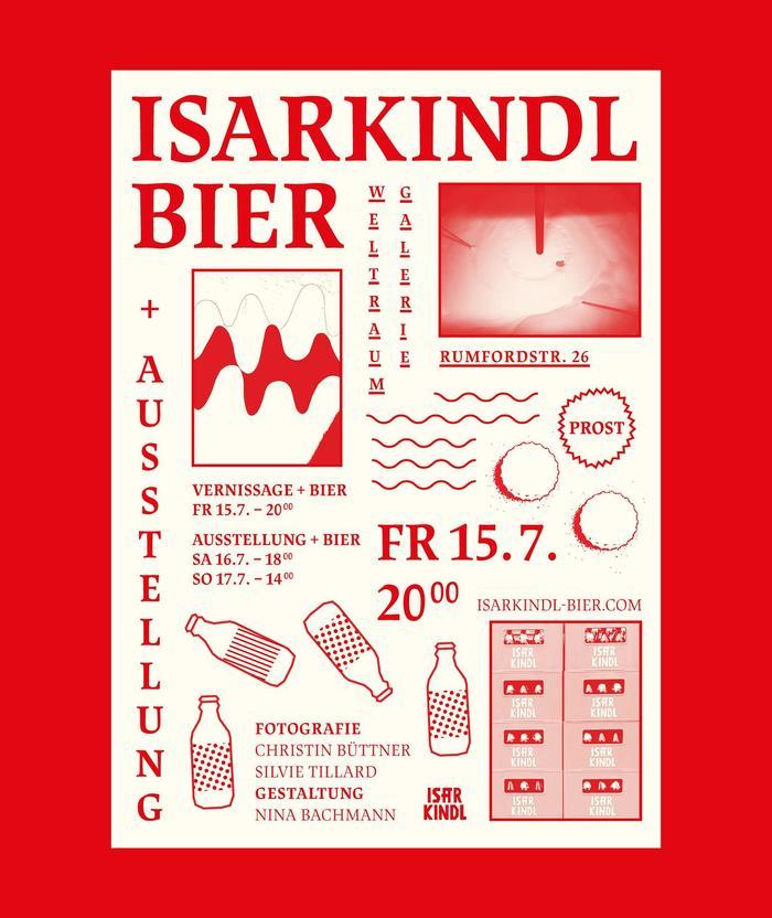 Isarkindl Bier 5