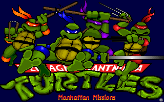 Teenage Mutant Ninja Turtles: Manhattan Missions 3