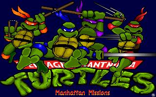 Teenage Mutant Ninja Turtles: Manhattan Missions 3