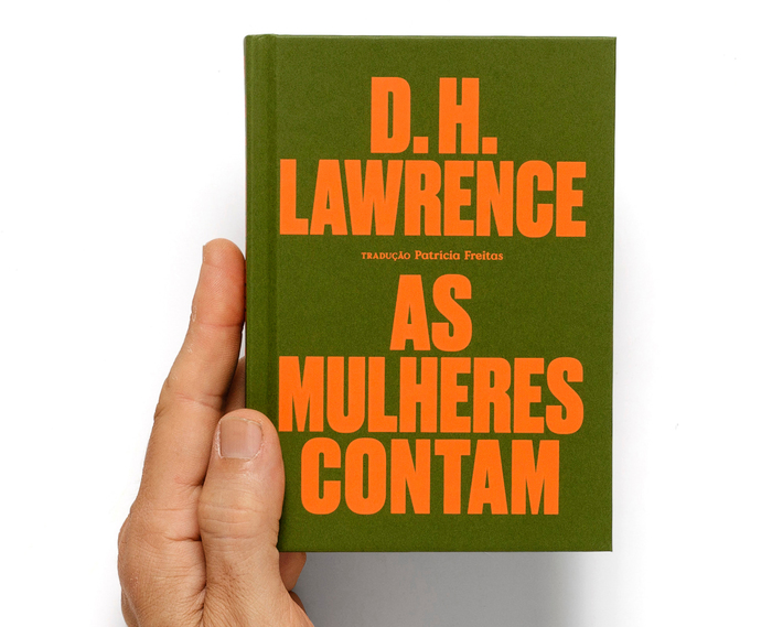 As mulheres contam by D.H. Lawrence 3