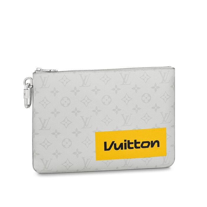 Louis Vuitton Zipped Pouch GM 1