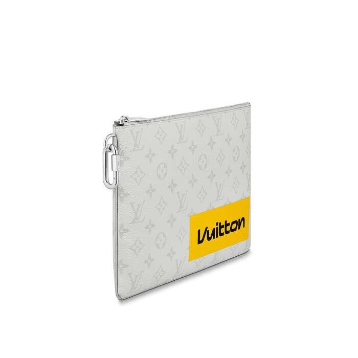 Louis Vuitton Zipped Pouch GM 2