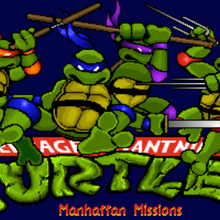 <cite>Teenage Mutant Ninja Turtles: Manhattan Missions</cite>